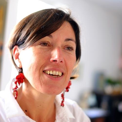 Mathilde Lalöe, accompagnement Action Femmes Grand Sud