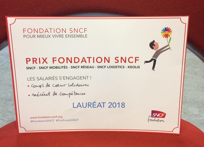 action femmes grand sud coup de coeur solidaire 2018 fondation SNCF