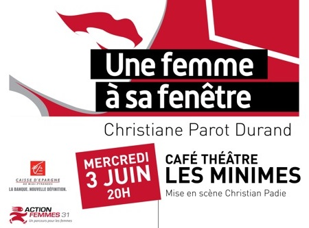 spectacle au profit de action femmes grand sud