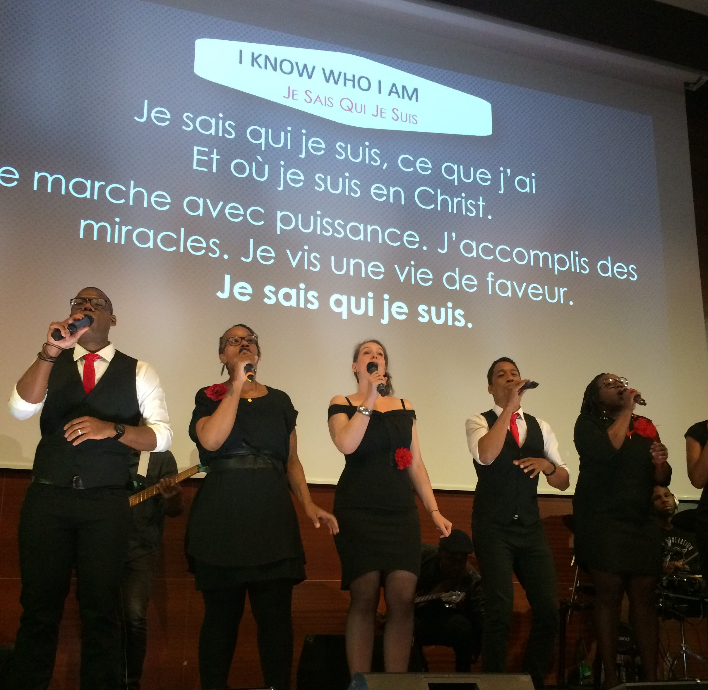 concert gospel Musical Gifts action femmes grand sud TBS