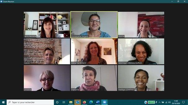 atelier dynamisation action femmes grand sud