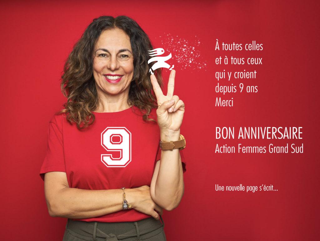 anniversaire action femmes grand sud